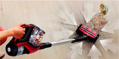 SpeedPro Max Cordless Stick Vacuum Cleaner