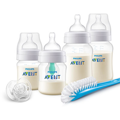"""Anti-Colic with  AirFreeâ""""¢ Vent Gift Set"""